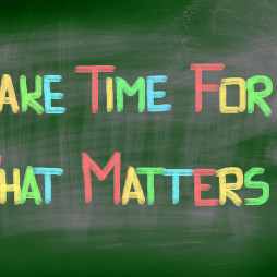 Make Time For What Matters - Strategize