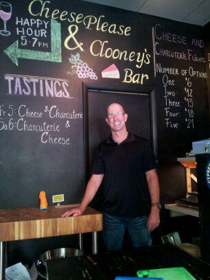 Six on Success: Michael Jones, Co-Owner of Cheese Please