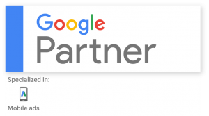 Google Partner Badge | Mobile Ads Specialization